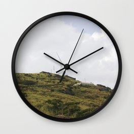 Nostalgia-On The Mountain Wall Clock