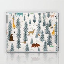 little nature Laptop & iPad Skin