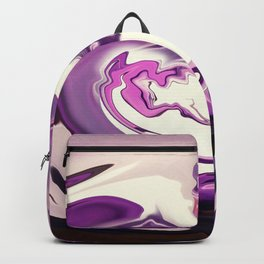 Purple Prose Backpack