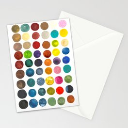 create peace with each step.  Stationery Cards