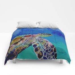 Honu 7 Comforters