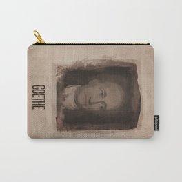 Johann Wolfgang Von Goethe Carry-All Pouch