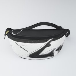 asc 927 - L'homme aux chaussures bicolores (In the limelight) Fanny Pack