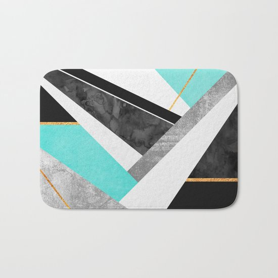 Lines & Layers 1.2 Bath Mat