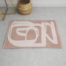 Abstract Flow IV Rug