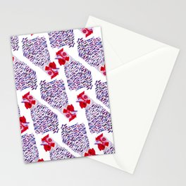 Dominique Chicken Stationery Cards