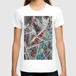 Broken pieces T-shirt