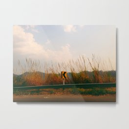 Far From Home Metal Print