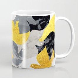 Heaven of Doves (Gold) Coffee Mug
