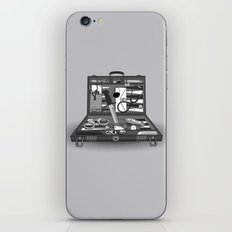 Lost Souvenirs iPhone & iPod Skin