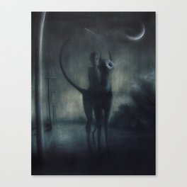 DREAM RAIDERS Canvas Print