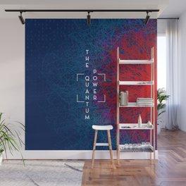 Quantum Power Desing Wall Mural