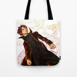 Natsu Dragneel Fairy Tail Tote Bag