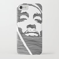 tupac iPhone & iPod Cases featuring Tupac  by Colin Douglas Gray