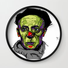 P. Picasso Wall Clock