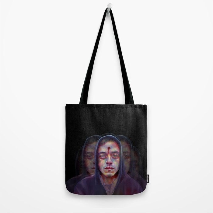 Sound and Color Tote Bag