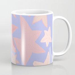 Galaxy of Starfish Coffee Mug