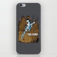 The Belchies iPhone & iPod Skin