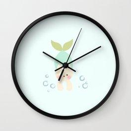 Merkitty Wall Clock