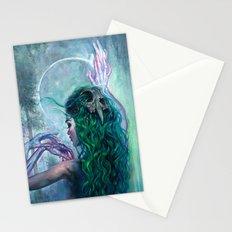 Shaman Bones Stationery Cards