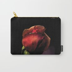 Rose encore fermée colors fashion Jacob's Paris Carry-All Pouch