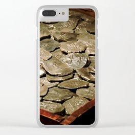 Dreams of Pirate Treasure Clear iPhone Case