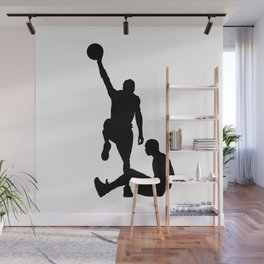 #TheJumpmanSeries, Allen Iverson Wall Mural