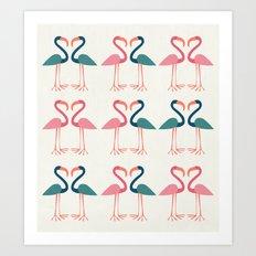 Love Knows No Limits Art Print