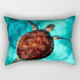 Marine sea fish animal Rectangular Pillow
