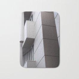 brutalist concrete architecture Bath Mat