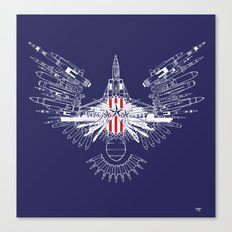 The American Way Canvas Print