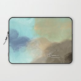 Abstract cloud Laptop Sleeve