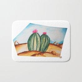 Cacti Cacti Cacti Bath Mat