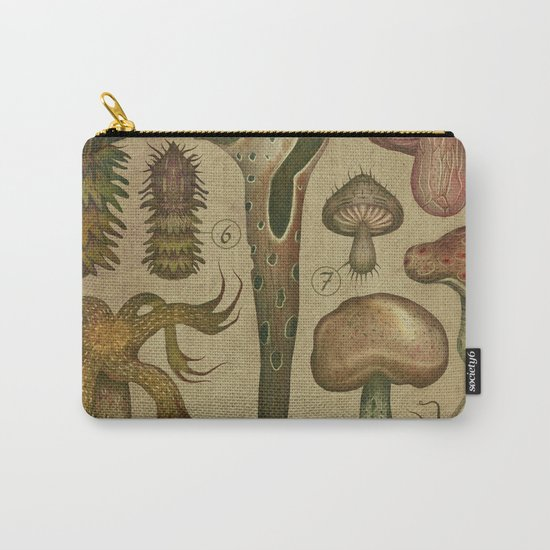 FUNGI V Carry-All Pouch