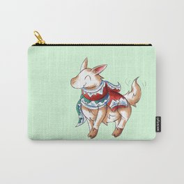 Cozy Neck Carry-All Pouch