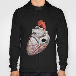 Geometric Heart Hoody