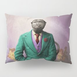 Bradley was a Young Gorilla with BIG Dreams Pillow Sham