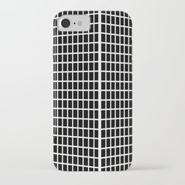 TWO BUILDINGS iPhone Case