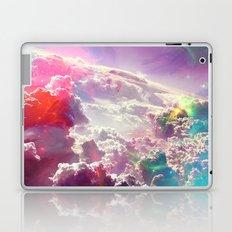 Clouds #galaxy Laptop & iPad Skin