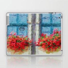 Windows painted Laptop & iPad Skin