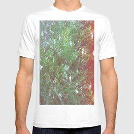 FLOWERS IN THE BRUSH T-shirt