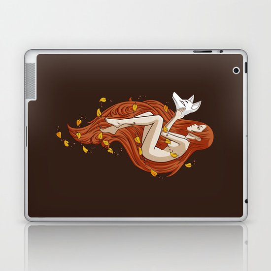 Kitsune Laptop & iPad Skin