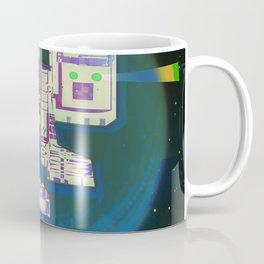 Spatial Bot Dog Coffee Mug