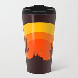 mucho calor Metal Travel Mug