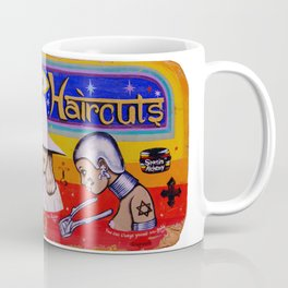 Holy Haircuts Coffee Mug