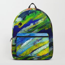 Underwater Painting Backpack
