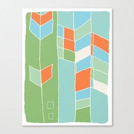 Terre Verte Canvas Print