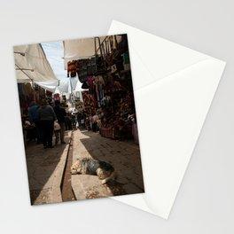 Jefe del mercado Stationery Cards