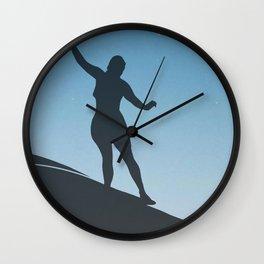 KIRRA EVENING SLIDE Wall Clock