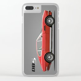 The DBS Clear iPhone Case